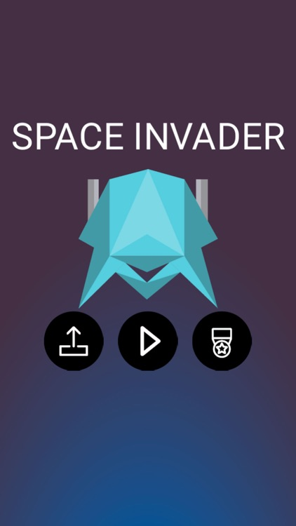 Space Invader - Endless Action Game