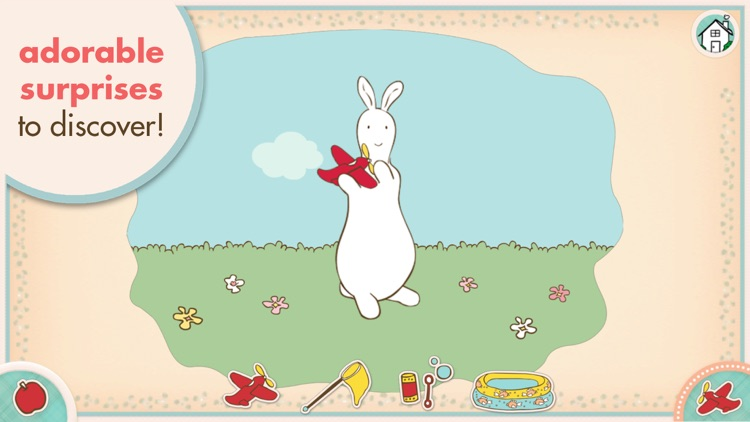 Pat the Bunny screenshot-2