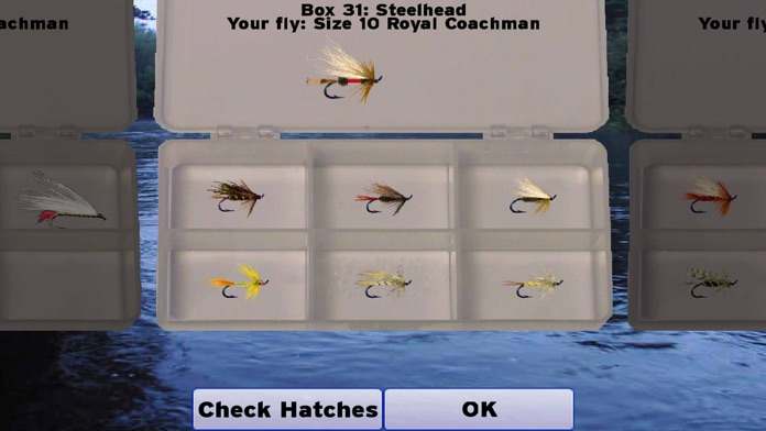 Fly Fishing Simulator Screenshot