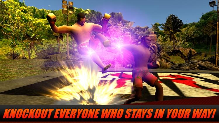 Thai Box Fighting Championship 3D Full screenshot-3