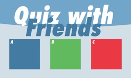 Quiz With Friends - Trivia Game for 1 to 4 players