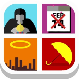 Guess The Icon Pop - what's the brand with awesome images of the most popular Logo!