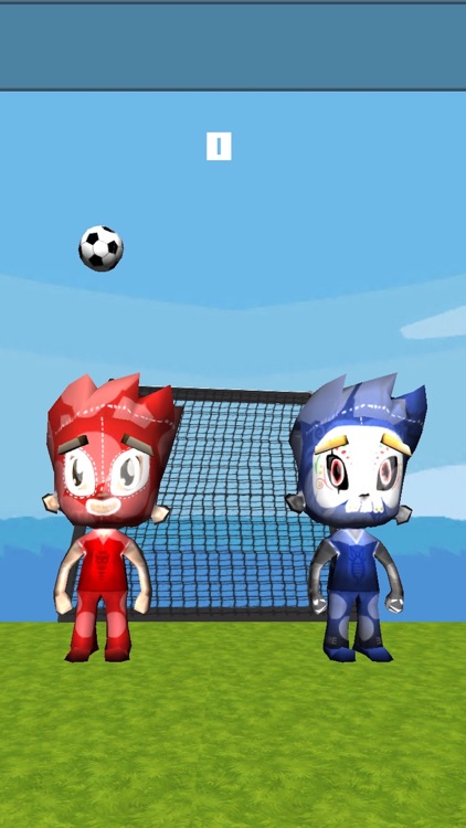 Football Juggling ball 3D- Soccer Pop and Tip: A Funny Classical Goal Shaolin Soccer Cup Jump Game