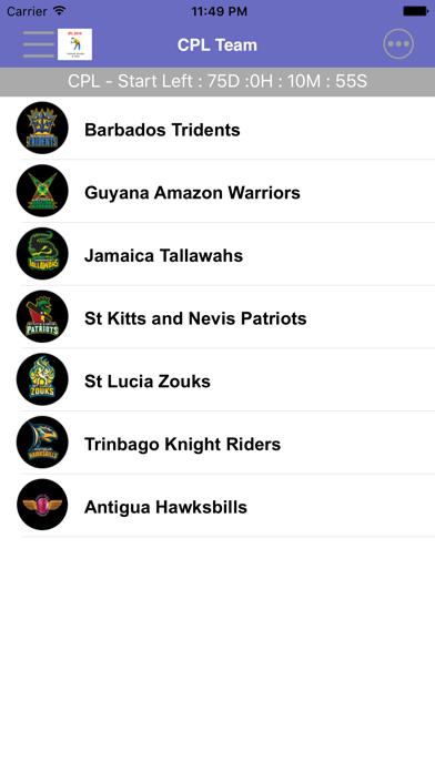 CPL - Caribbean Premier League screenshot four