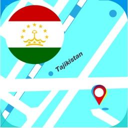 Tajikistan Navigation 2016