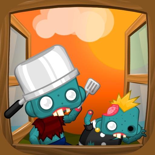 Backyard Zombies Shooting game