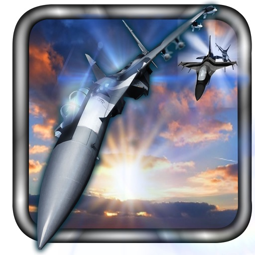 Battle Cool Airplane - Flaying Plane Race Simulator Game