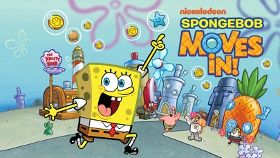 SpongeBob Moves In app image