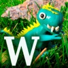 Wiki Dino - Dinosaur games for kids and encyclopedia animal sounds.  Educational preschool learning wikipedia. - iPadアプリ