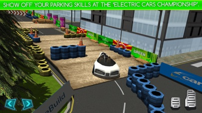 Screenshot from Concept Hybrid Car Parking Simulator Real Extreme Driving Racing