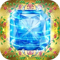 Jewels Blast Crusher Hexagon