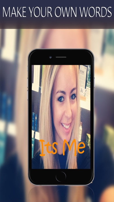 Add Text To Photos - Letter Fonts For Pics  -  Put Caption &