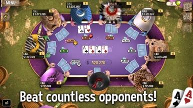 Governor of Poker 2 - Offline screenshot for iPhone