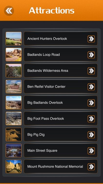 Badlands National Park Guide screenshot-2