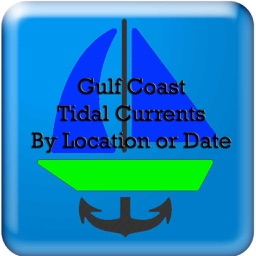 Gulf Coast Tidal Currents by Date and Location