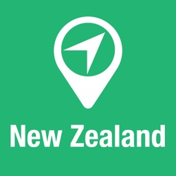 BigGuide New Zealand Map + Ultimate Tourist Guide and Offline Voice Navigator