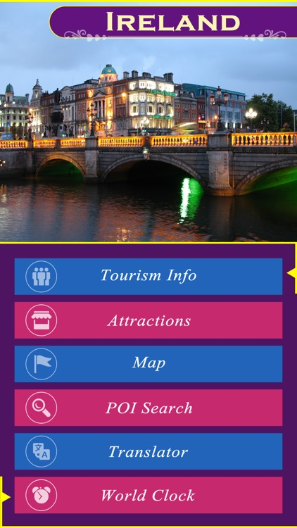 Ireland Tourism screenshot-1