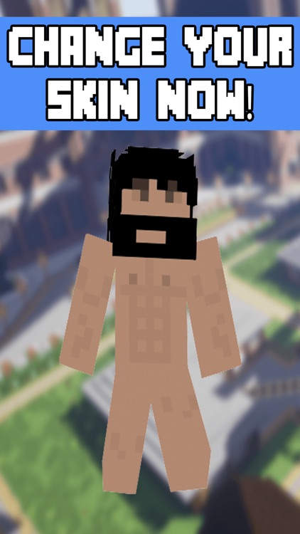 Naked Skins For Minecraft Pocket Edition