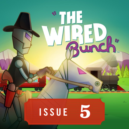 The Wired Bunch: Issue 5 - Interactive Children's Story Books, Read Along Bedtime Stories for Preschool, Kindergarten Age School Kids and Up