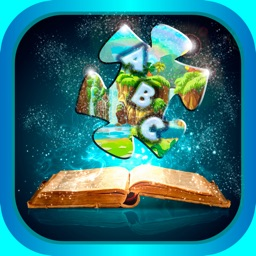 Magic Jigsaw Puzzle For Kids - Fun Games to Train Your Brain