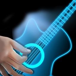 Simulator Guitar Hologram