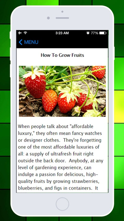 Best Organic Gardening Guide For Beginner - Grow Your Own Natural Fruits, Herbs, Vegetables, and More, Start Today! screenshot-3