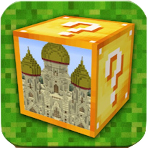 Lucky Block Instant Structures Mod for Minecraft PC Guide icon