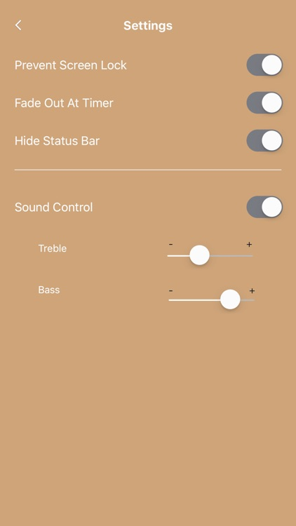 Loopless Relax Sound screenshot-4