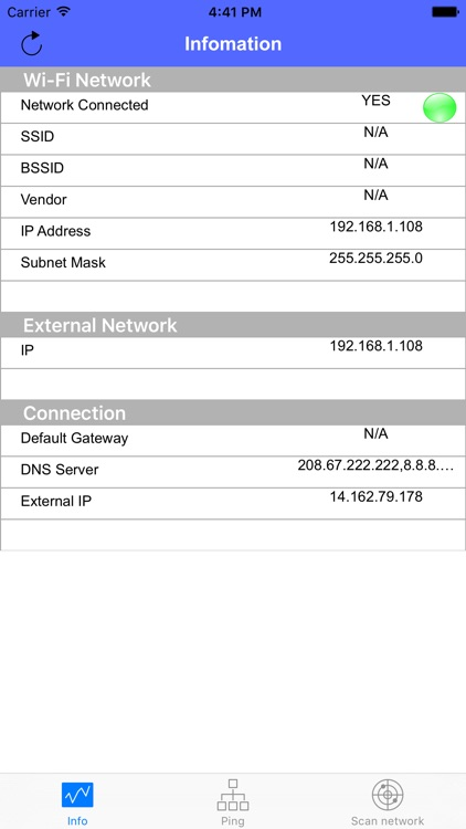 Network Analyzer Pro - Scanner tools for monitor & speed test