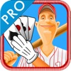 Baseball Solitaire Perfect Card Inning Homerun Battle 16 Pro