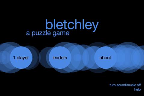 bletchley - náhled