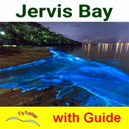 Jervis Bay National Park-GPS and outdoor map with guide