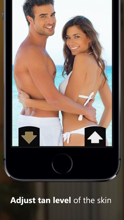 Skin Tanner, Get Perfectly Tan Skin in Photos!