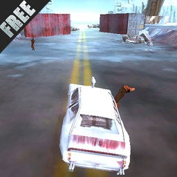 Zombie Race And Kill : Speed Racing Game