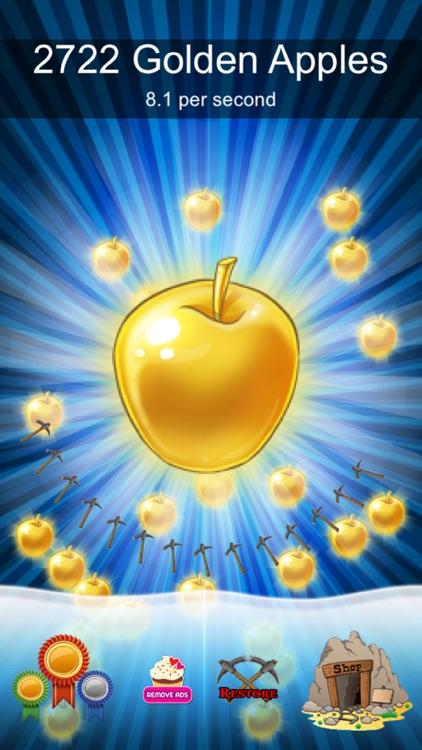 Craft Clicker Miner - Golden Apple
