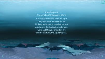 Aqua Dragons A Fascinating Live Underwater World Interactive Book screenshot two