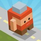 Blocky Dash - Endless Arcade Runner icon