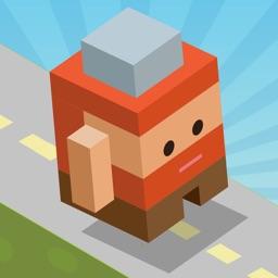 Blocky Dash - Endless Arcade Runner