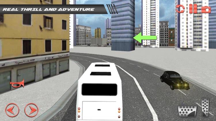 City Tourist Bus Driving 2016