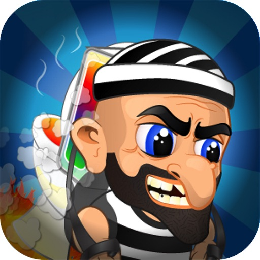 Jetpack Prison Escape - Justice Jail Break