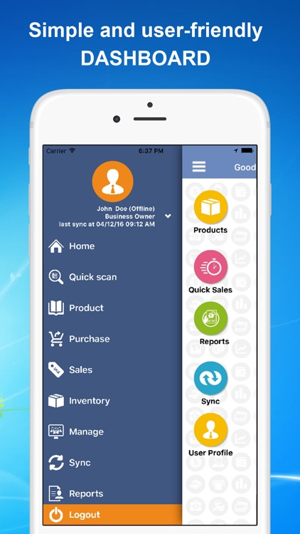 Goods Order Inventory System Pro