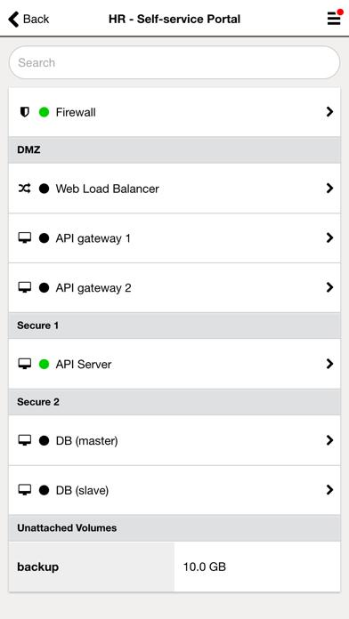 Trusted Public S5 OTG Admin screenshot three
