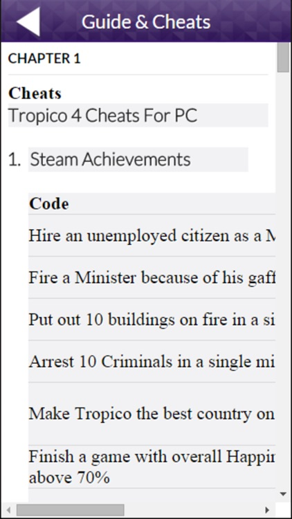 PRO - Tropico 4 Game Version Guide