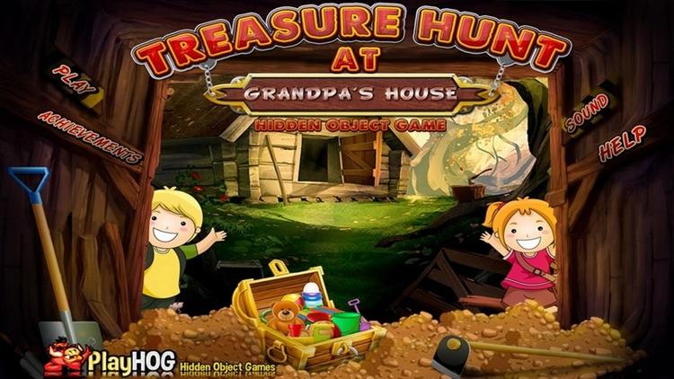 Treasure Hunt Grandpas House