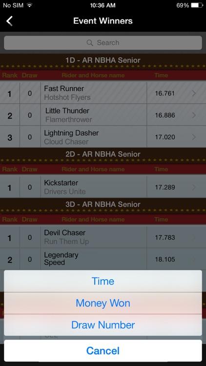 Arena Barrel Racing screenshot-3