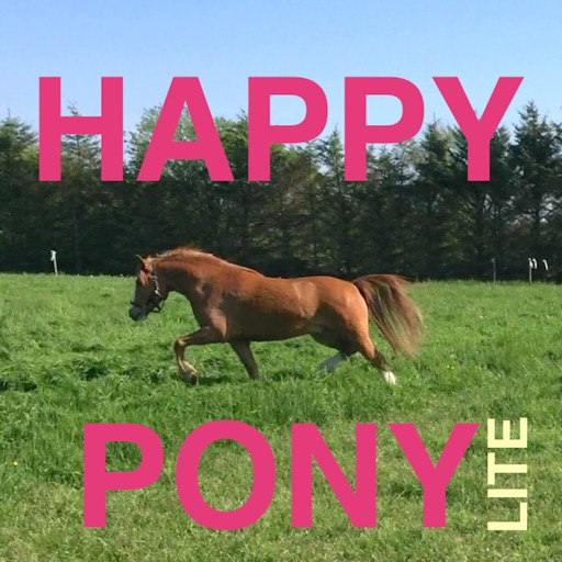Happy Pony Lite by Horse Reader icon