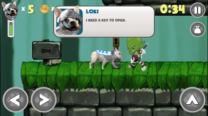 Frenchie Quest screenshot four