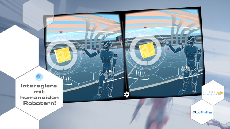 Cyber Security Soccer VR screenshot-4