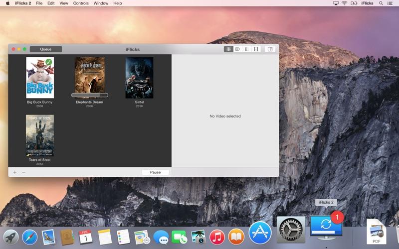 iFlicks 2 Screenshot