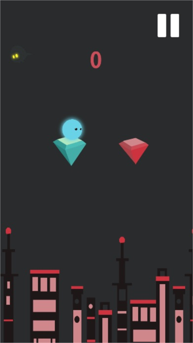 Sky Fall - 不可能旅のスクリーンショット3